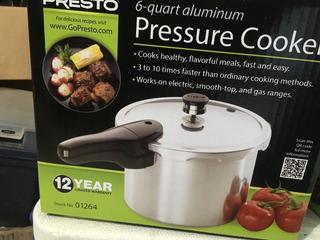Olla Express Presto 01264 Presion