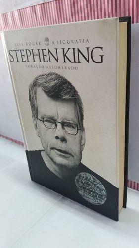 Stephen King: A Biografia - Coração Assombrado - Foto Real