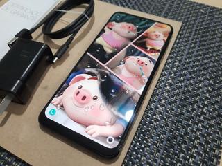 Samsung Galaxy A50 64gb Negro Usado