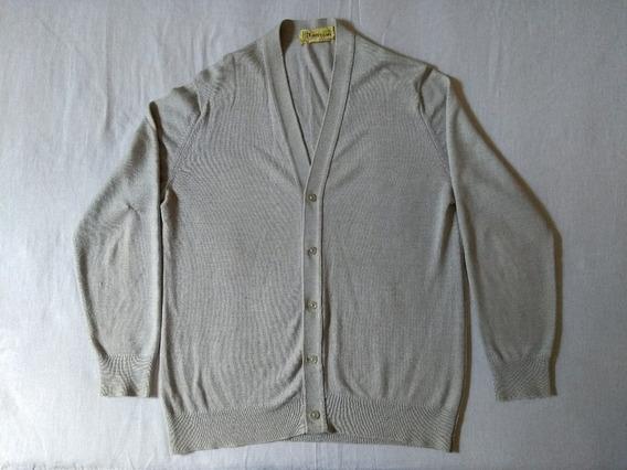 Suéter/ Malha/ Blusa/ Cardigan De Lã - Tam. 2- Ver Descrição