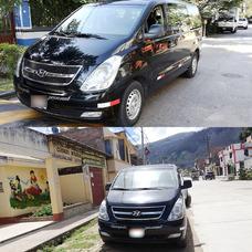 Servicio De Transporte En Van