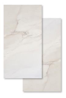 Porcelanato Eliane 60x120 Patagonia Carrara Blanco Marmol