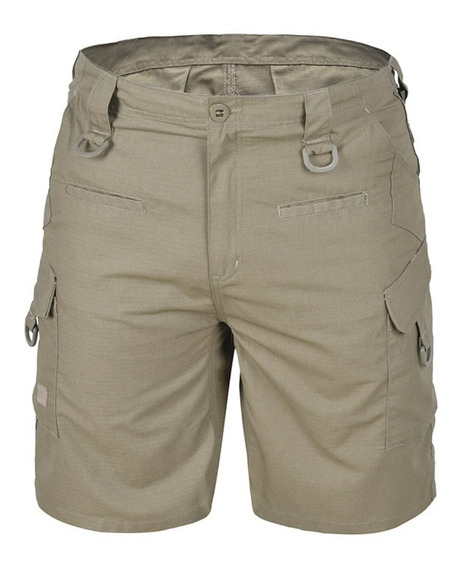 Shorts Bermudas Outdoor Repelente Agua Transpirable Tactico
