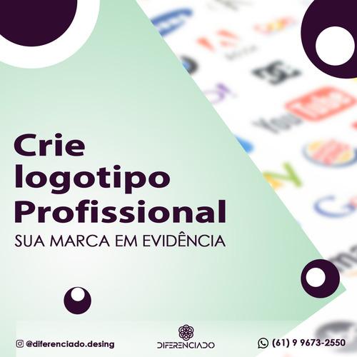 Imagem 1 de 2 de Logotipo/ Logomarca