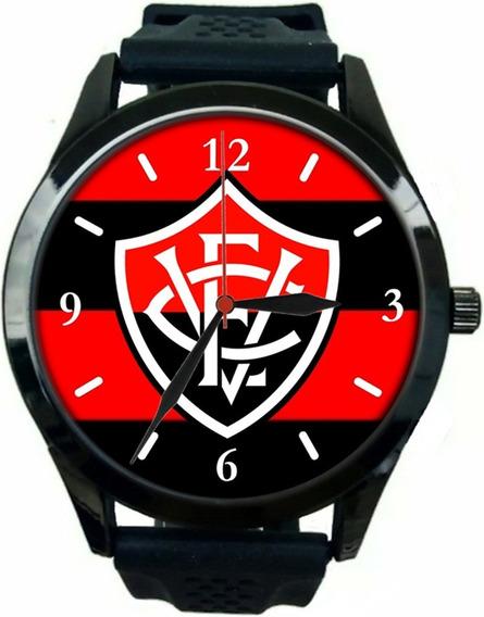 Relógio Pulso Vitória Ba Barato Masculino Personalizado