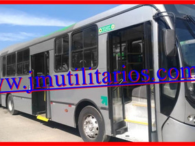 Busscar Urbannussarticulado Ano 2009 Vw 17.230 Jm Cod,656