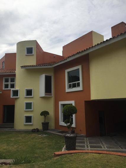 Renta Residencia En Echegaray Excelente Ubicación Y Acabados
