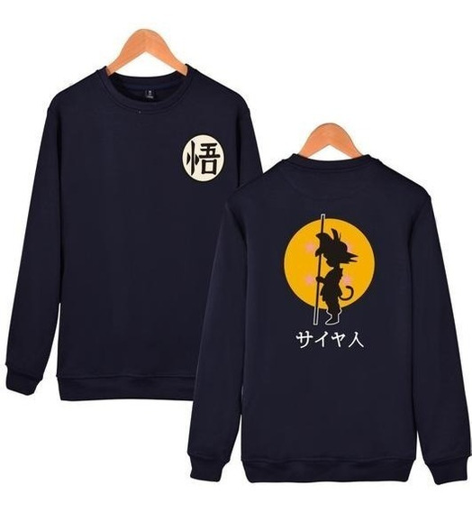Sweater Dragon Ball Goku 4 Estrellas