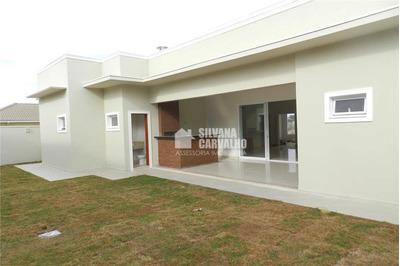 Casa À Venda No Condomínio Palmeiras Imperiais Em Salto - Ca3975