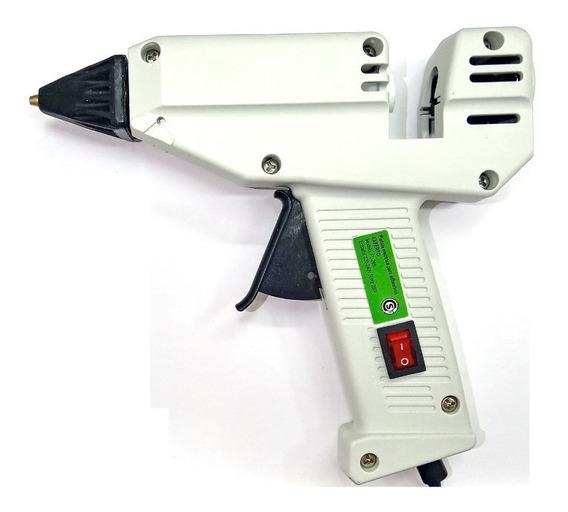 Pistola Encoladora Electrica Barra Silicona Sacabollos 180 W
