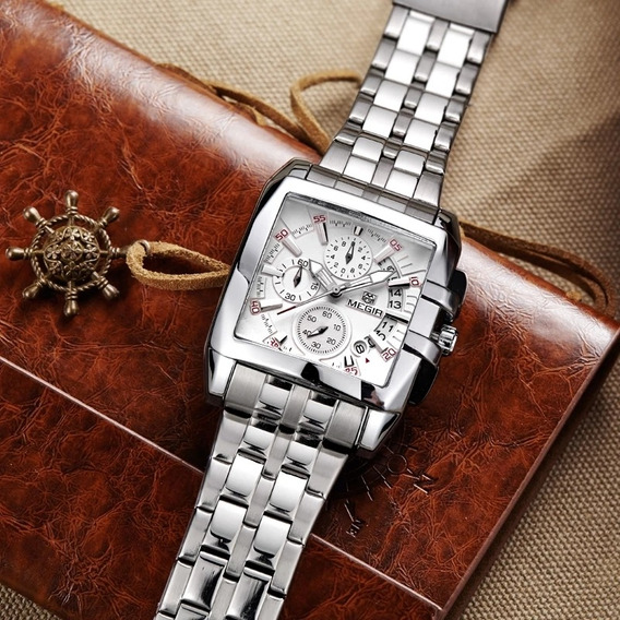 Relógio Megir A Pronta Entrega