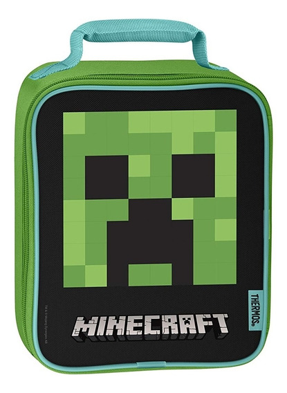 Lonchera Minecraft / Envío Gratis!