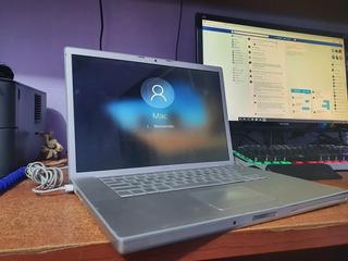 Laptop Macbook Pro 2007