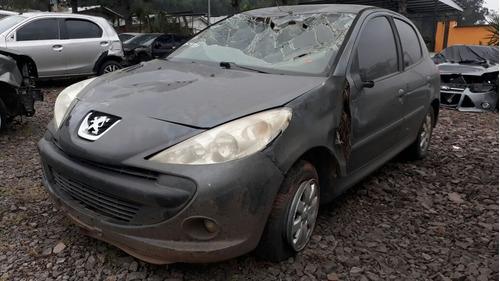 Sucata Peugeot 207 1.4  Flex2010 Rs Cai Peças