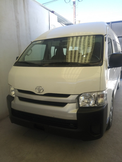 Hiace Panel 2017 Ventana G/v S-larga