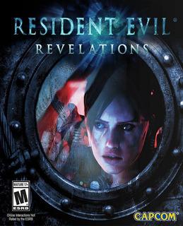 Resident Evil Revelations - Playstation 4 Fisico
