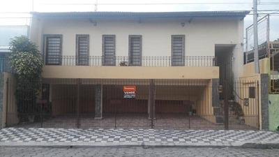 Casa Com 4 Dormitórios À Venda, 190 M² Por R$ 480.000 - Centro - Jacareí/sp - Ca1058