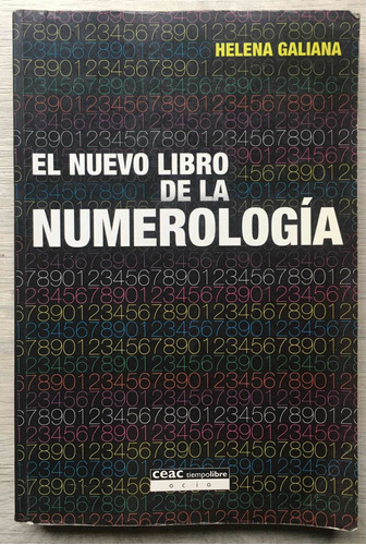 El Nuevo Libro De La Numerología. Helena Galiana.