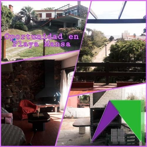 Venta De  Venta Casa Zona Playa Mansa  - Ref: 30337