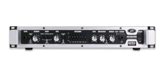 Amplificador Bajo Peavey Headliner 115 Cabezal De Bajo 101db