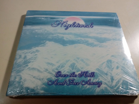 Nightwish - Over The Hills And Far Away - Digipack Nuevo