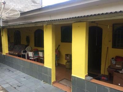 3 Casas À Venda Na Praia De Itanhaém Por 150 Mil! 3763/p