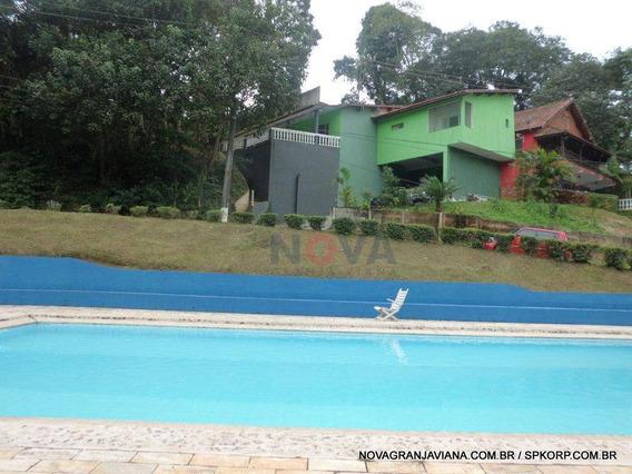 Casa Residencial À Venda, Lago Dos Cisnes, Jandira - Ca1353. - Ca1353