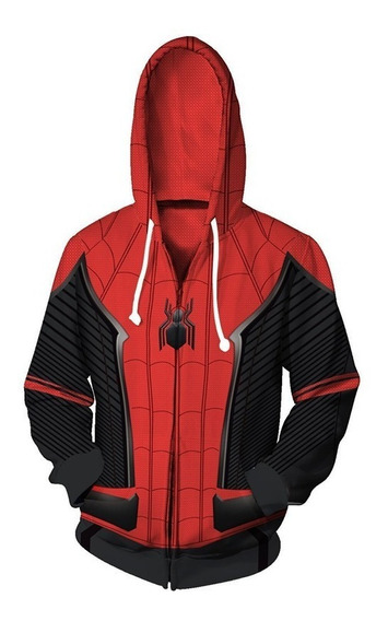 Sudadera Spiderman Far From Home Infinity War Endgame
