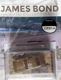 James Bond - Coleccion La Nacion - N° 4 - Aston Martin Dbs