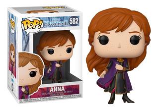 Funko Pop Figura Disney Frozen 2 Anna Int 40886 Orig Wabro