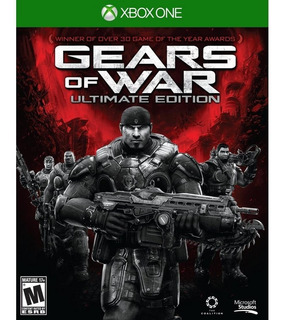 Gears Of War Ultimate Edition Xbox One - La Plata