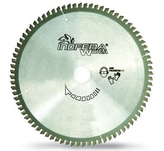 Disco De Serra 200mm 60d Aluminio 832001 Indfema