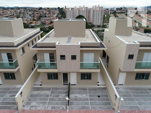 Casa Com 3 Dormitórios À Venda, 107 M² - Jardim Colônia - Jundiaí/sp - Ca0563