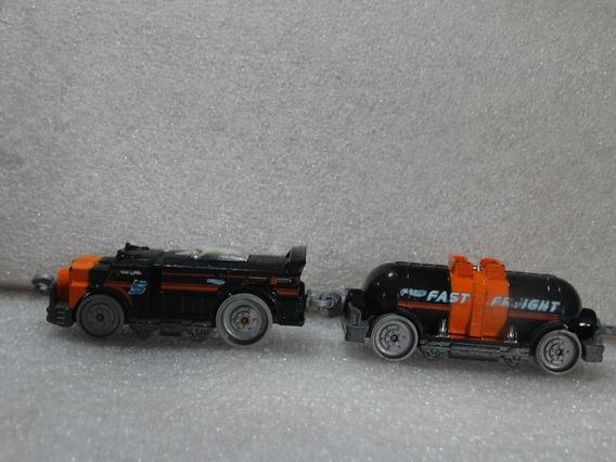 Fast Freight Trem - Hot Wheels Rapid Transit 1:64 Loose