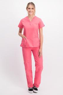 3 Conjuntos Quirúrgico Confort Clásico Para Dama