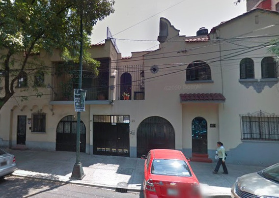 Casa De Remate Bancario, Adjudicada, Col. Hipódromo Condesa