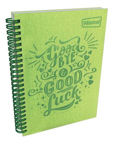 Cuaderno 5 Materias Argollado Cuadros Mujer 4