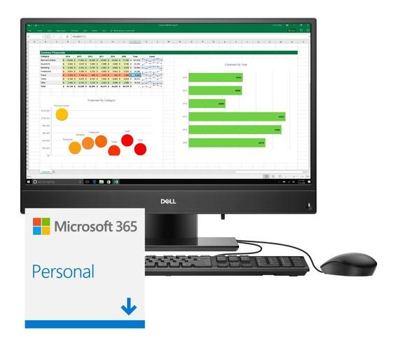 Computador All In One Dell Inspiron Core I3 4gb Ssd Windows