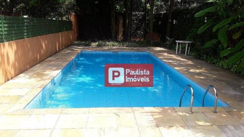 Casa À Venda, 366 M² Por R$ 1.800.000,00 - Alto Da Boa Vista - São Paulo/sp - Ca2098