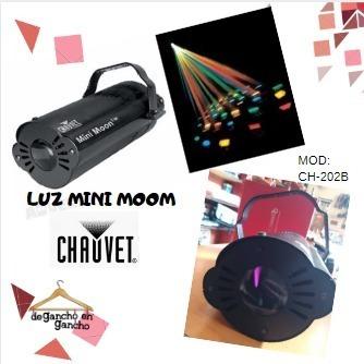 Luces Chauvet Mini Moon