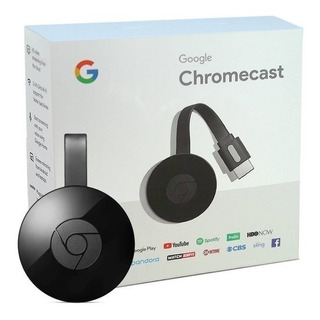 Google Chromecast 3 Gen. Smart Tv Android Hdmi 1080p Adapter