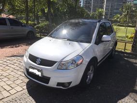 Suzuki Sx4 Automatico Branco Perolizado