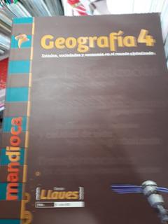 Geografia 4 Mandioca Serie Llaves