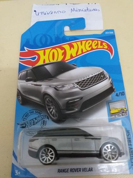 Hotwheels Range Rover Velar