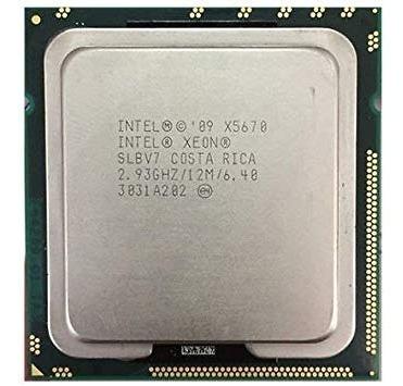Xeon X5670 2.93ghz Lga 1366