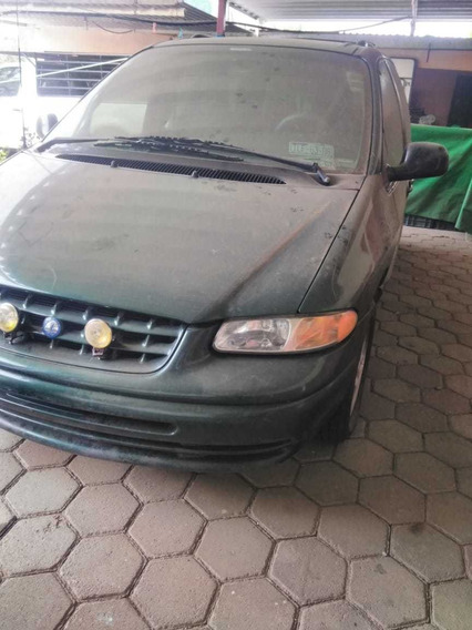 Chrysler Grand Voyager Equipada