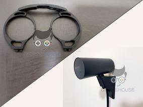 Kit Suporte Para Lentes De Grau + Supt. Parede - Oculus Cv1