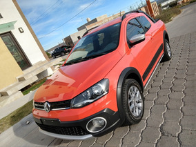 Volkswagen Saveiro 1.6 Doble Cabina Cross Mt 2016