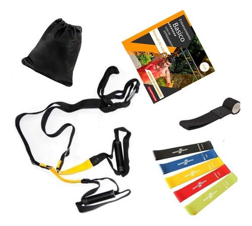 Bandas Suspencion +5 Banda Elasticas Minibands Sportfitness