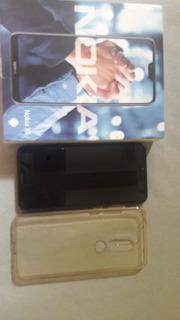 Nokia X6 Desbloqueado Semi Novo. Impecável Sem Arranhões